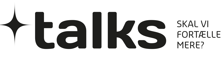 talks – Skal vi fortælle mere? Logo